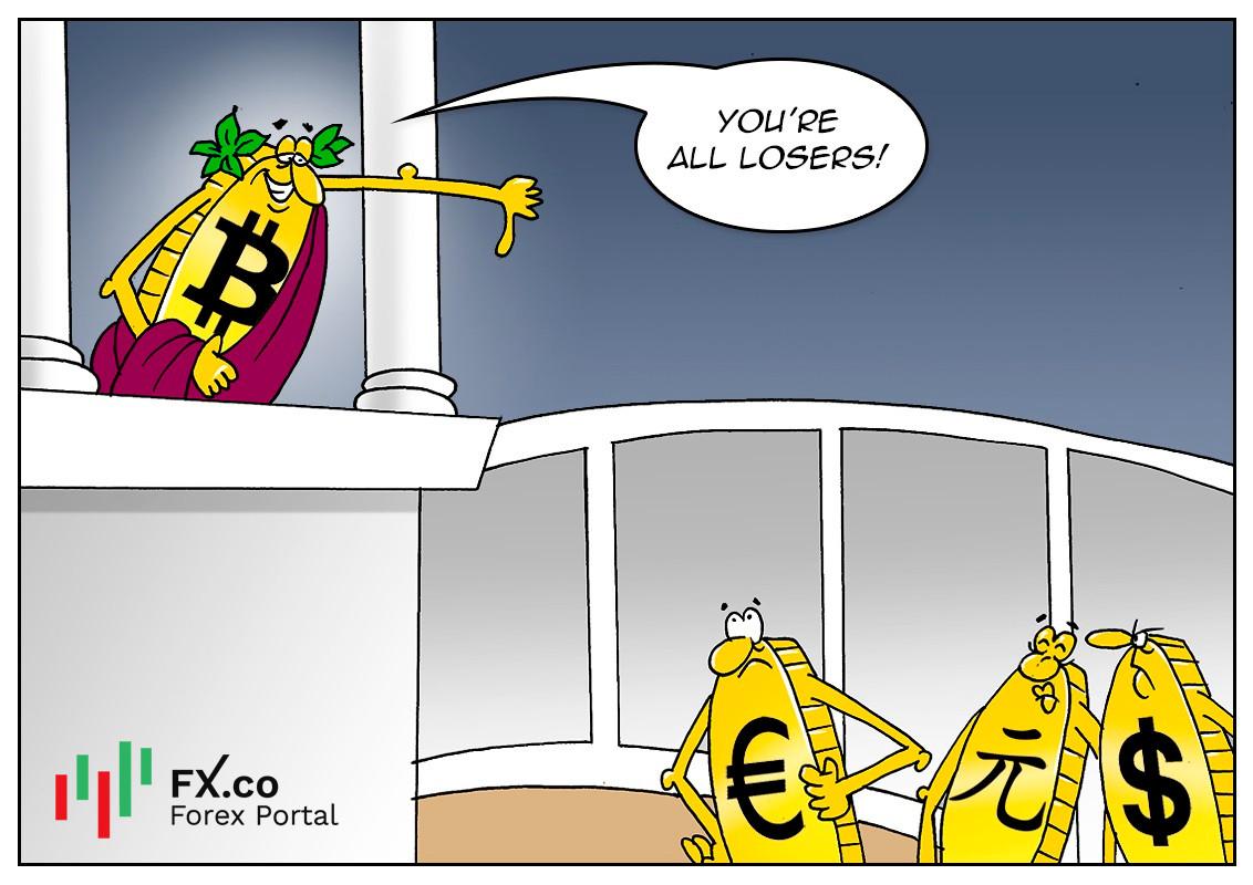 Karikatur Humor bersama InstaForex - Page 19 Img615b01bab32e9