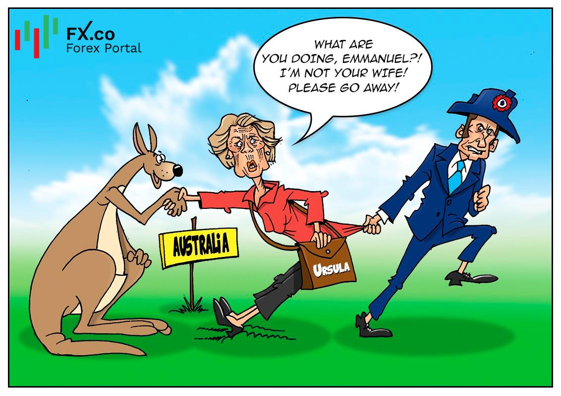 Karikatur Humor bersama InstaForex - Page 19 Img615c5e9e5e58a