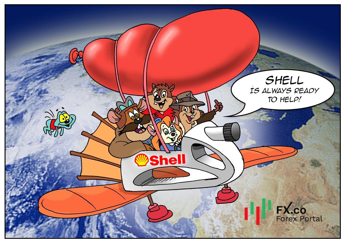 Gergasi minyak Shell merancang untuk mengurangkan pelepasan gas rumah hijau