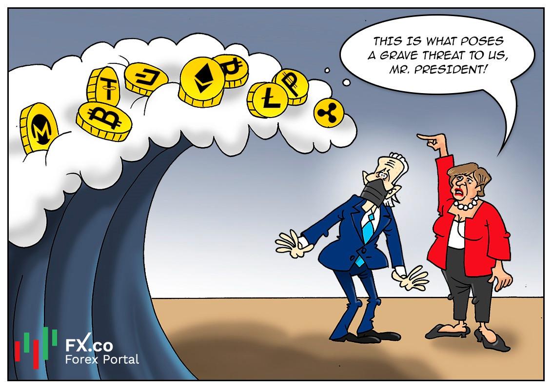 IMF Peringatkan Risiko Besar di Pasar Kripto Tanpa Regulasi