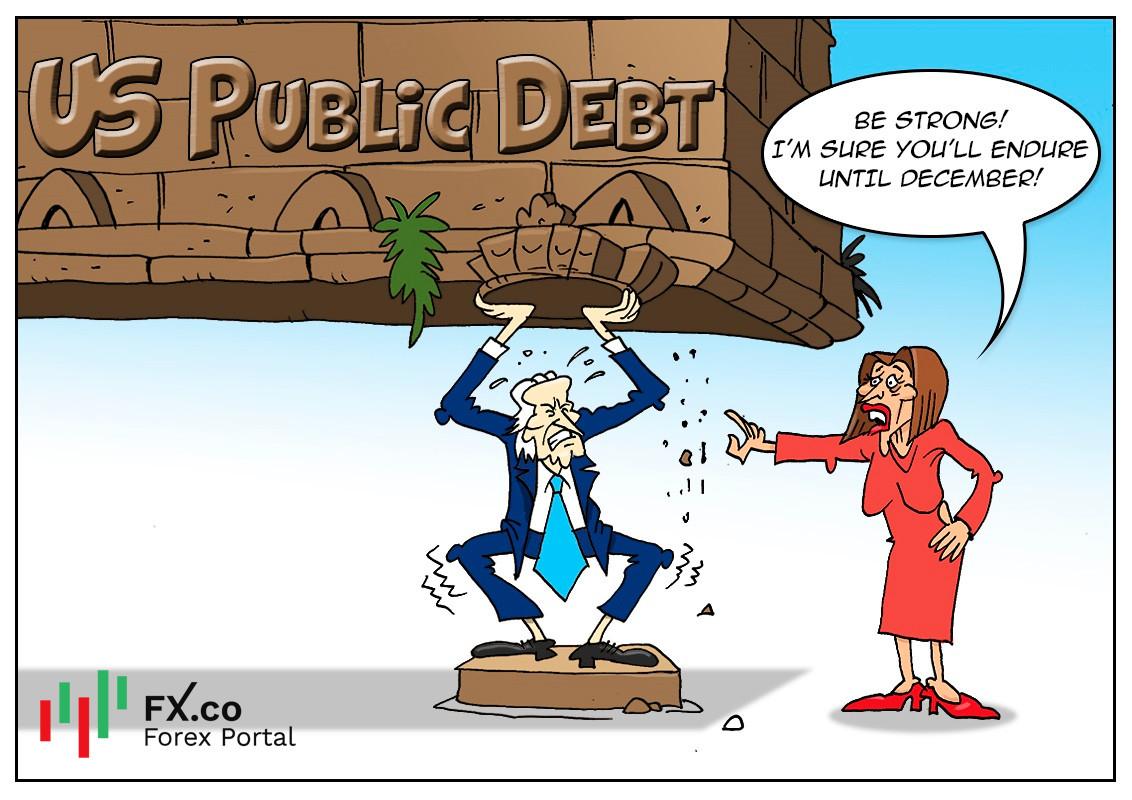 Thượng viện phê duyệt dự luật trần nợ và ngăn được vỡ nợ