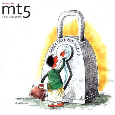 В Бангладеш приостановили торги после рекордного обвала фондового индекса