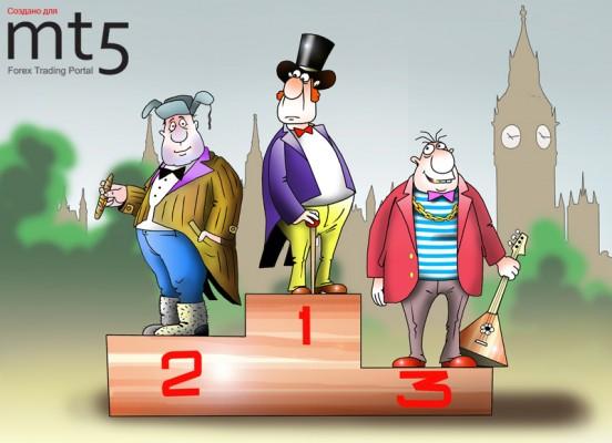 В первой тройке богатейших людей Великобритании оказались два россиянина