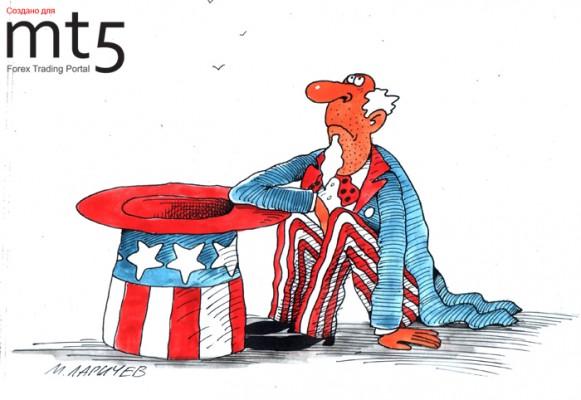 США стоят на пороге дефолта
