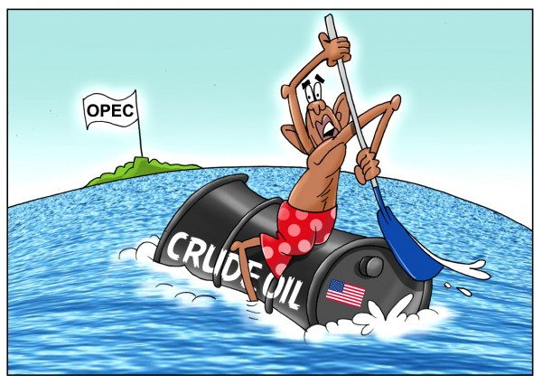 US oil corporations are boosting their oil sales in the global market. Recently, US Congress lifted the long-lasting ban on oil exports. Thus, unleashed from restrictions, American shale oil is flooding markets. OPEC countries are among the first buyers,... <a href=https://www.instaforex.com/forex_humor/forex_image.php?id=22109><nobr>&raquo; Read more</nobr></a>
