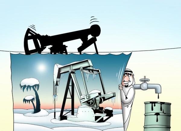 سعودی عرب کے بیان پر تیل کی قیمتوں میں گراوٹ