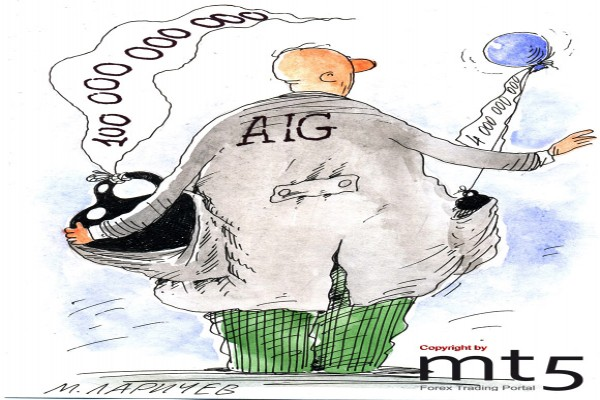 The AIG returned 4 million dollars to the American authorities
