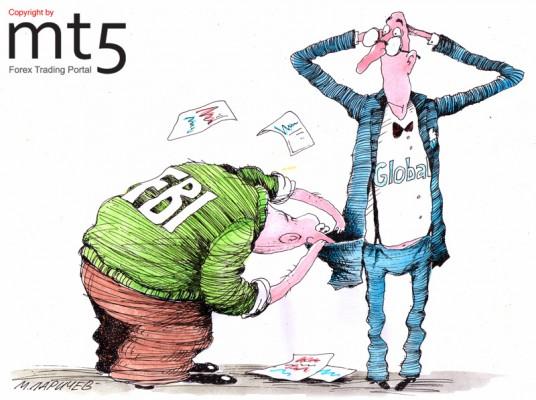 FBI menginvestigasi korban krisis hutang baru baru ini