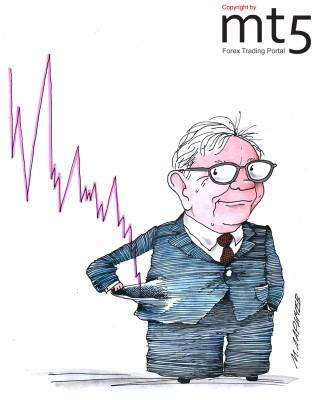 Buffet used markets slump to buy stocks