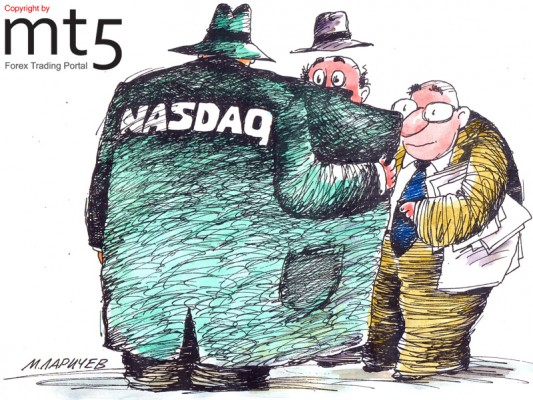 Former Nasdaq head pleads guilty to insider trading