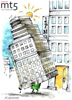 J.P. Morgan купила офис в Лондоне за 495 миллионов фунтов