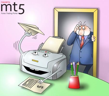Well Fargo menyalahkan  pemaparan data klien pada printer yang error