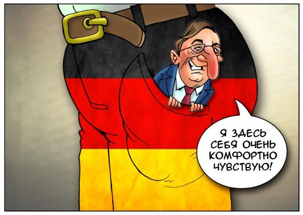 Европейский Центральный Банк наносит очередной удар экономике Германии