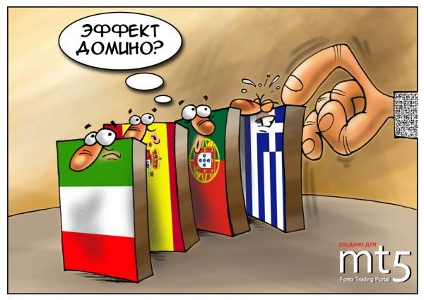 Плата за выход проблемных стран из ЕС может составить 22 триллиона долларов