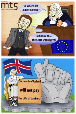 Iceland Will Repay Debts to Great Britain and Holland