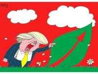 Beberapa indeks naik terkait keputusan iklim Trump