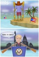 Puerto Rico ingin bergabung dengan Amerika Serikat