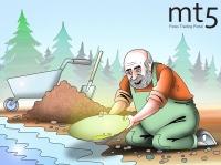 Perusahaan pertambangan emas baru akan dibuka di Rusia