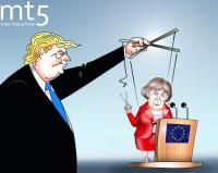 Merkel menghimbau Eropa agar 'menentukan nasib di tangan kita sendiri'