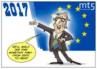 UE akan menetapkan kementerian keuangan sendiri