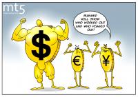 Dolar AS terus mengalami kenaikan meskipun adanya ketidakpastian politik