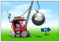 Brexit akan memukul Inggris dengan biaya yang bertambah dan penurunan angka pekerjaan