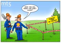 Shell berjanji mematuhi sanksi anti Rusia