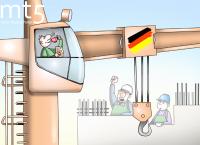 Produksi Industri Jerman turun tidak terduga