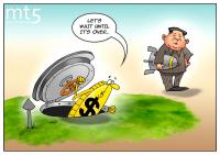 Tanpa peringatan, Korea Utara memukul pasar keuangan global