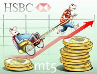 Квартальная прибыль HSBC увеличилась в 5,5 раза