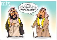 Хорошая страна – ни дать ни взять, здесь даже принцам не дают поворовать!