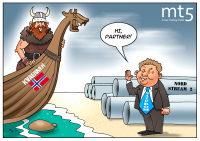 Norway joins Nord Stream 2