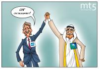 Заманчивое предложение для Саудовской Аравии, или восток — дело тонкое!