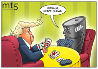 Donald Trump triggers oil rally
