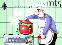 Количество монет Ethereum превысило 100 млн
