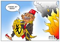 Akankan Erdogan menyelamatkan lira?