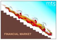 Saham China turun ditengah resiko trading
