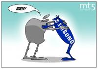 Apple dan Samsung Menyelesaikan Sengketa Paten di Luar Pengadilan