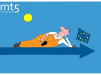 Tingkat pengangguran zona euro pada level terendah dalam satu dekade