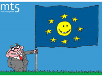 Kepercayaan investor zona euro membaik setelah jatuh selama lima bulan