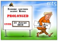 Rusia akan mendapat tambahan 6 bulan sanksi EU
