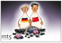 Lobi Jerman dan China terhadap tarif impor AS