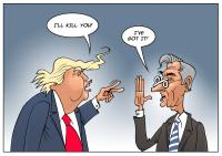 Trump chỉ trích chính sách tiền tệ của Powell