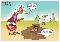 Hy Lạp thoát thành công khỏi gói cứu trợ cuối cùng