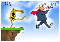 Pemerintahan Trump Mengacaukan Kepercayaan dalam Dolar AS