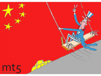 China Akan Membalas jika AS Memberlakukan Tarif Baru