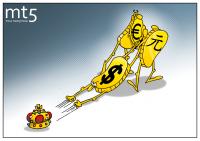 Yuan akan mengalahkan euro dan menggantikan dolar AS
