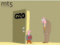 Tăng trưởng của G20 tăng tốc trong quý hai