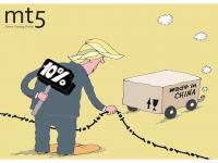 Президент США использует торговые пошлины как инструмент для ведения переговоров