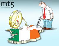 Стоимость фунта взлетела после решения вопроса о приграничной территории с Ирландией